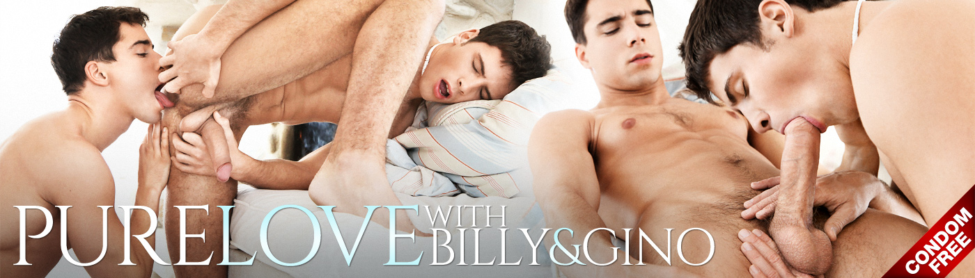 PURE LOVE… WITH BILLY & GINO