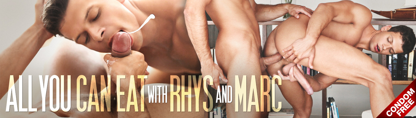 ALL YOU CAN EAT with Rhys Jagger & Marc Ruffalo