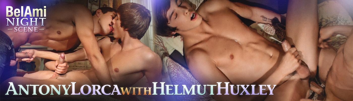 BelAmi Night Scene… Antony Lorca & Helmut Huxley
