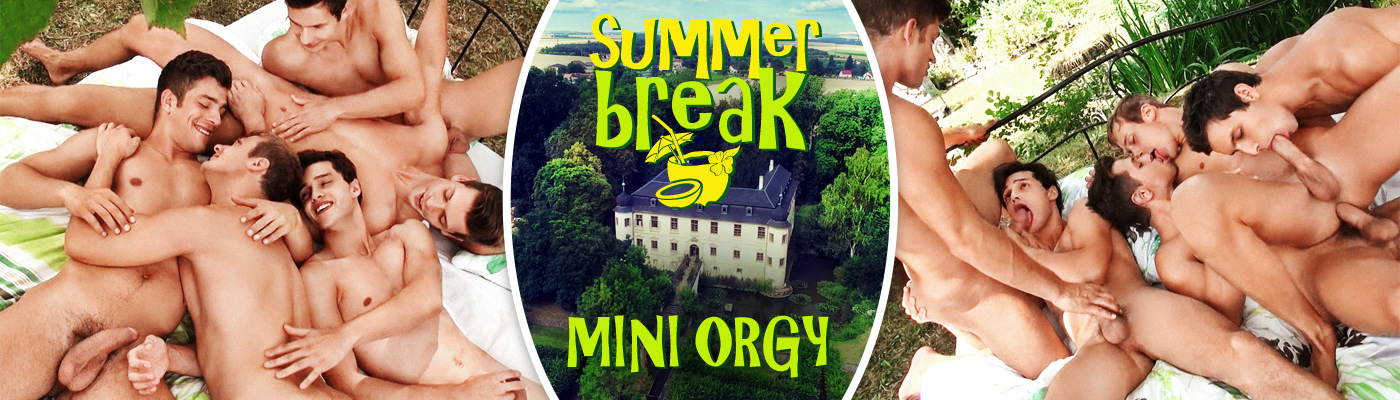 SUMMER BREAK…