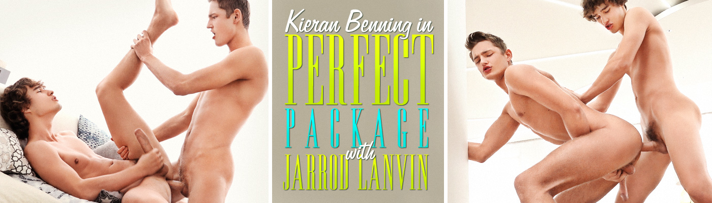 KIERAN BENNING IN PERFECT PACKAGE… with Jarrod Lanvin