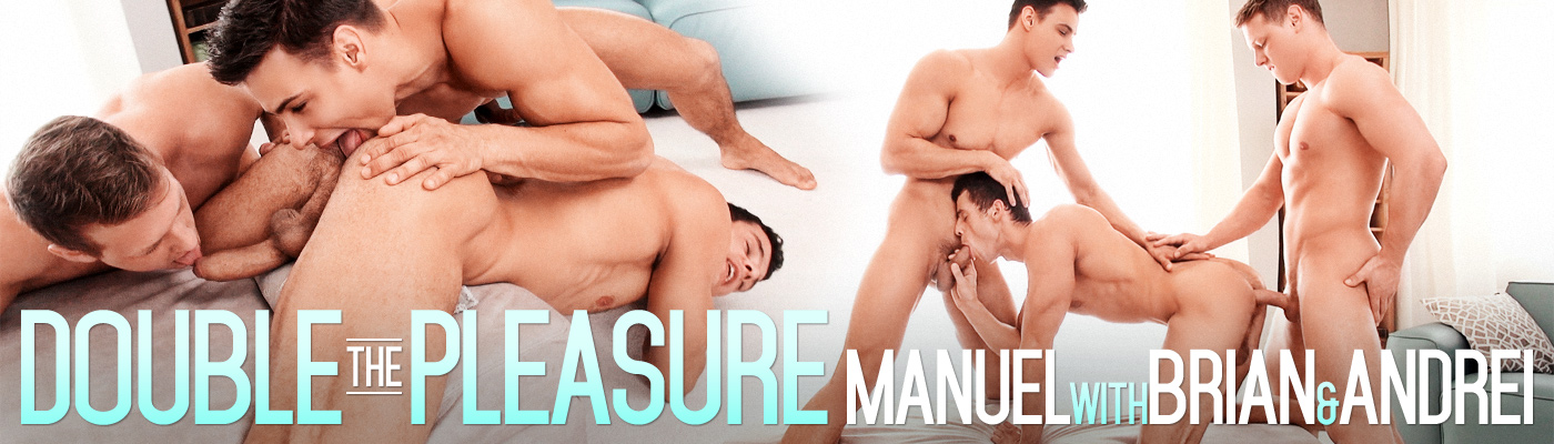 DOUBLE THE PLEASURE…