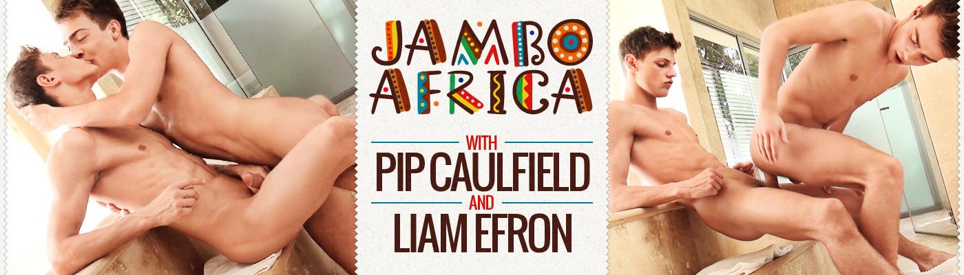 Jambo Africa: Pip & Liam